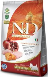 Farmina N&D dog adult pumpkin GF mini kura+gran.jablko 2,5 kg