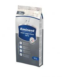 EMINENT adult dog large breed 15 kg + BONUS